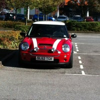 Photo taken at Halfords by Michael T. on 10/3/2012