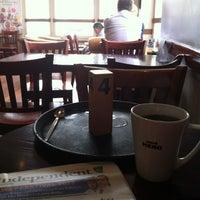 Photo taken at Caffè Nero by Michael T. on 7/30/2013