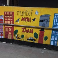 Photo taken at Lower Parel Railway Station by Roshan on 4/22/2017