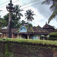 Photo taken at Kallu Basadi by Roshan on 9/5/2014
