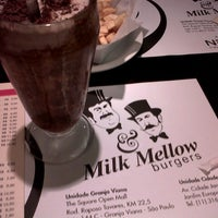 Photo taken at Milk & Mellow Burgers by Gabriella M. on 9/15/2012