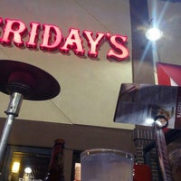 Photo taken at TGI Fridays by Tony Black on 11/28/2012