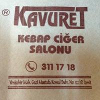 Foto tomada en Kavuret Kebap Ciğer Salonu por Ecem A. el 4/20/2013