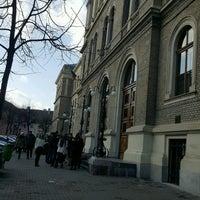 Photo taken at Universitatea Babeș-Bolyai by Eric R. on 2/20/2017