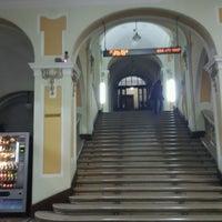 Photo taken at Universitatea Babeș-Bolyai by Eric R. on 11/17/2016