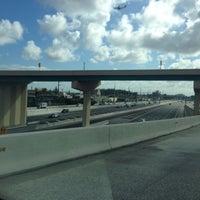 Photo taken at Florida Turnpike @ I-595 by Graeme R. on 12/4/2014