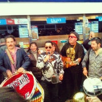 Photo taken at Metro Grecia by Gabriel C. on 9/4/2013