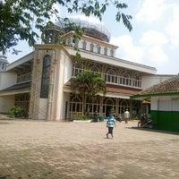 Photo taken at Masjid Nurul Falah by Imam W. on 3/30/2014