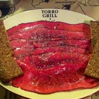 Photo taken at Torro Grill by 👑Elena P. on 3/30/2013