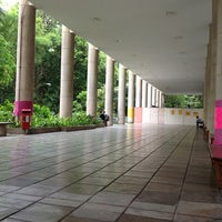 Photo taken at PUC-Rio - Pontifícia Universidade Católica do Rio de Janeiro by Luis A. on 11/23/2012