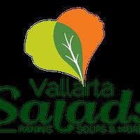 Photo taken at Vallarta Salads by Vallarta Salads on 3/9/2014