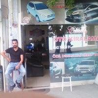 Photo taken at cadde oto kiralama by Okan K. on 6/19/2015