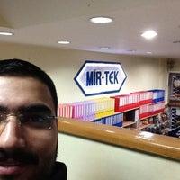 Photo taken at Mir-Tek Bilgisayar Kirtasiye Malzemeleri by Mir T. on 9/5/2013