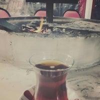 Photo taken at Dürümistan Mobil Cafe by Emir Y. on 1/30/2016