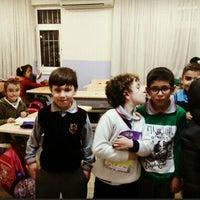 Photo taken at Vali Recai Güreli İlköğretim Okulu by Kübra K. on 1/20/2016