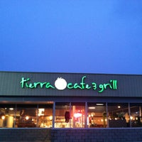 Photo taken at Tierra Cafe & Grille by Matt N. on 2/2/2013