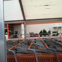 Photo taken at The Home Depot by Matt N. on 12/21/2012