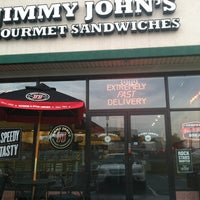 Photo taken at Jimmy John's by Matt N. on 9/15/2013