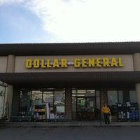 Photo taken at Dollar General by Matt N. on 11/23/2012