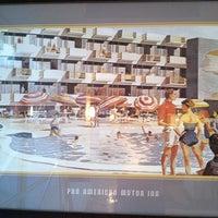 Photo taken at Pan American Hotel by Matt N. on 4/26/2013