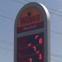Photo taken at Wawa by Matt N. on 8/24/2013