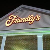 Photo taken at Friendly's by Matt N. on 12/28/2012