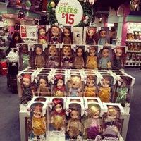 Photo taken at Disney Store by Yena L. on 12/20/2013