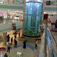 Photo taken at Mushrif Mall by Emirates S. on 9/27/2012