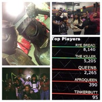 Photo taken at Inferno Limits Paintball & Lasertag by Ryan E. on 12/23/2014