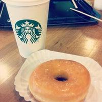 Photo taken at Starbucks by Gabrielle M. on 5/2/2013