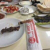 Photo taken at Erkoç Cağ Kebabı by Neslihan S. on 6/20/2018