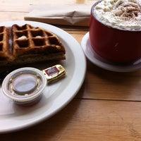 Photo taken at Spot Coffee by Jeffrey B. on 4/20/2013