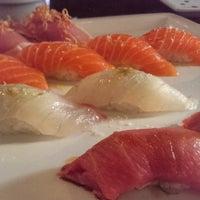 Photo taken at Ahi Sushi by Marleine P. on 3/5/2015