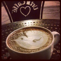 Photo taken at Urth Caffé by Marleine P. on 5/25/2013