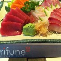 Photo taken at Irifune Restaurant Japonés by Sonia H. on 2/19/2013