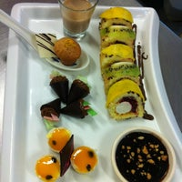 Photo taken at Irifune Restaurant Japonés by Sonia H. on 3/20/2013