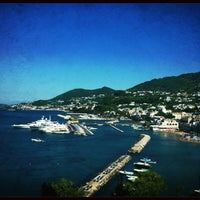 Photo taken at Albergo La Reginella Hotel Ischia by Daken H. on 9/5/2013