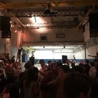 4/21/2018 tarihinde Jeremy K.ziyaretçi tarafından SkateCafe'de çekilen fotoğraf