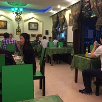 Photo taken at Crescent Moon Uygur Restaurant by Jeremy K. on 5/13/2015