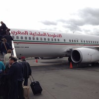 Photo taken at Avion Royal Air Maroc by Aymen H. on 2/9/2014