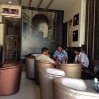 Photo taken at Café Jasmin by Aymen H. on 6/27/2013
