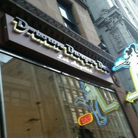Photo taken at D-Town Burger Bar by Tommy B. on 5/13/2016