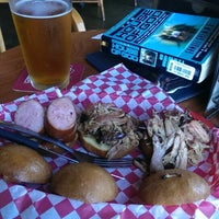 Photo taken at South Bay Dickerson's BBQ by Rory B. on 7/14/2014
