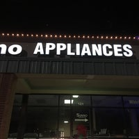 Photo taken at Siano Appliances by Tony D. on 12/13/2015