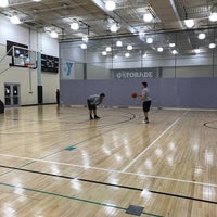 Photo taken at Brooklyn Nets practice facility by Jeff S. on 1/11/2018