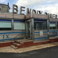 Photo taken at Bendix Diner by Jeff S. on 8/14/2014