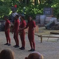 Photo taken at Show Bellewaerde by Aline💫 on 8/13/2016