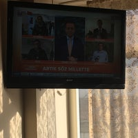 Photo taken at Ak Parti Pınarhisar İlçe Başkanlığı by Bilâl Ç. on 4/16/2017