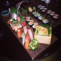 Photo taken at Blue Ribbon Sushi Izakaya by Aimee A. on 10/24/2013
