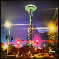 Photo taken at Space Needle by Steve W. on 5/10/2013
